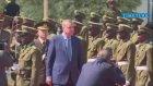 Erdoğan Uganda'da Törenle Karşılandı
