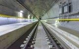 Dünya'nın En Uzun Tüneli  Gotthard Base