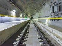Dünya'nın En Uzun Tüneli - Gotthard Base