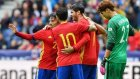 İspanya 6-1 Güney Kore - Maç Özeti izle (1 Haziran Çarşamba 2016)