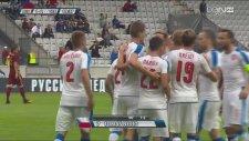Rusya - Çek Cumhuriyeti 1-2 Maç Özeti