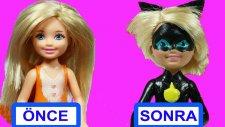 Barbie Chelsea'den Kara Kedi Yapımı | Nasıl Yapılır | EvcilikTV