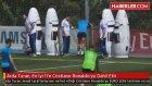 Turan, En İyi 11'e Cristiano Ronaldo'yu Dahil Etti