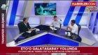 Galatasaray, Eto'o'nun Menajeriyle Florya'da Görüştü