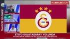 Galatasaray -  Samuel Eto'o Görüşmelerinin İlk Round'u Olumlu Bitti