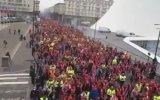 Örgütlü Bir İşçi Sınıfı Fransa'da Grev