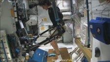 Uluslararası Uzay İstasyonunda Günlük Yaşam Nasıldır