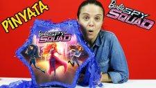 Barbie Spy Squad Pinyata Oyunu | Ajan Barbie Pinyata | EvcilikTV Oyuncak Tanıtımı