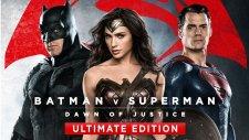 Batman V Superman Kesilen Sahneleri