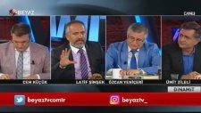 Latif Şimşek'le Ümit Zileli Birbirine Girdi (Dinamit 3 Haziran Cuma)