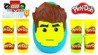 Lego Nexo Knights Dev Sürpriz Yumurta Açma- Marvel Super Heroes Oyuncakları - Oyuncak Abi
