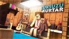 Çüksüzü Kurtar #17 - İki Tarafında Gülü Kayıp - Güllerin Savaşı - Minecraftevi