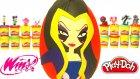 Winx Club Trix Darcy Sürpriz Yumurta Oyun Hamuru - Winx Oyuncakları LPS Cicibiciler