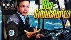 HAYIRDIR BİRADER BİR SORUN MU VAR? // Bus Simulator 2016 Logitech G27#8