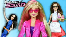 Barbie Spy Squad'lar Görevde | Ajan Barbie | Evciliktv