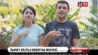 Bir hikayem var Beşiktaş tv röportajı {Mevlüt & Sevil}