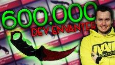 CSGO'DA DEV ENVANTER ! (600.000TL)