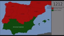 İber Yarımadası, İslam-Hristiyan Mücadelesi (707-1492)