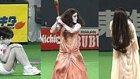 Japon Korku Fenomenleri Sadako ve Kayako Açılış Seremonisinde
