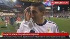 Arjantinli Yıldız Futbolcu,  Angel Di Maria Gözyaşlarına Boğuldu!