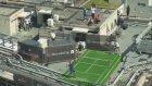 Çatıda Gösteri Maçı! - Sporx