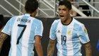 Messi'siz Arjantin Şili'yi Devirdi