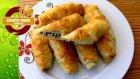 Peynirli Çıtır Börek - Saniye Anne