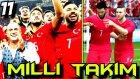 Ümidi Farki A Milliiiiii Takimdaaa | Fifa 16 Oyuncu Kariyeri | 11.Bölüm | Ps 4 | Türkçe