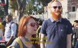 Ezan Sesi Size Ne Hissettiriyor  Turistlerle Röportajlar