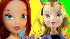 Winx Perileri ve Trix Cadıları Karşı Karşıya!