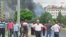 Mardin'de Bombalı Araçlı Saldırı (8 Haziran Çarşamba 2016)