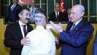 MHP'li Gençten Bahçeli'ye Mesaj Veren Saç Traşı