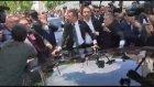 Şehit Cenazesinde Kılıçdaroğlu'nun Arabasını Yumrukladılar