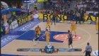 Bourousis'ten Mucizevi Son Saniye Basketi! - Sporx