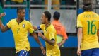 Brezilya 7-1 Haiti - Maç Özeti izle (9 Haziran Perşembe 2016)