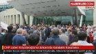 Chp Lideri  Kemal Kılıçdaroğlu'na Ankara'da Kalabalık Karşılama