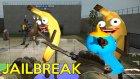 Cs:go Jaılbreak - Muz Takımı - Burak Oyunda