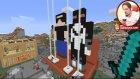 Dev Heykel Yaptık | Minecraft Türkçe Yeraltı Şehri | Bölüm 49 - Oyun Portal