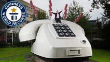 Dünyanın En Büyük Telefonu ile Tanışın