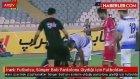İranlı Futbolcu, Sünger Bob Pantolonu Giydiği İçin Futboldan Men Edildi