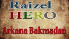 Raizel Hero - Arkana Bakmadan (Kinetic Typography)