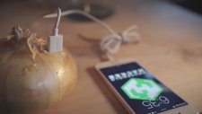 Soğan İle Telefon Şarj Etmek