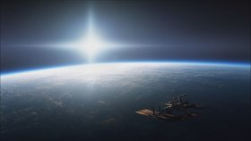 Sonics - Cosmic Space