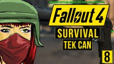 Tek Can - Survival Zorluk - Fallout 4 - #8 (Assasin Build)