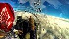 Yerli uçak Hürkuş'un Havadayken Motoru Durduruldu