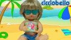 Cicciobello Sunny Bronzlaşan Bebek | Oyuncak Tanıtımı | EvcilikTV
