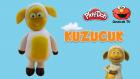 TRT Kuzucuk Karakteri Play-Doh Oyun Hamuru ile Yapımı