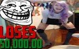 Twitch Yayınını Trollemek isterken 50 Bin Dolar Kaybetmek