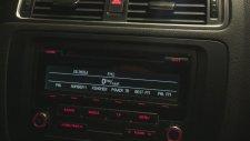 Volkswagen Jetta Golf Polo Rcd 310 Teyp Ekranında Dijital Hız Görünmesi Vag Com Gizli Özellik
