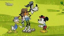 Mickey Mouse - Çılgın Kamp